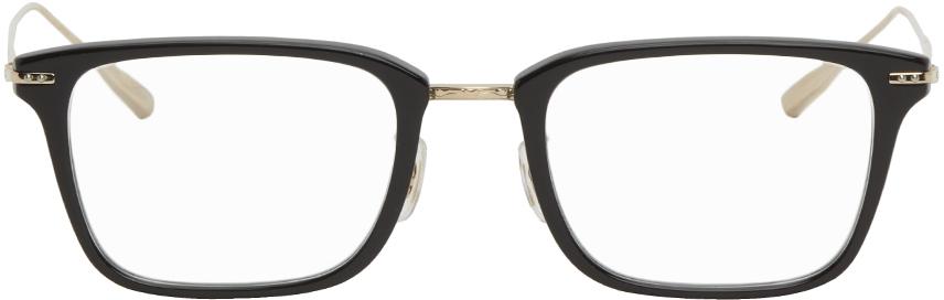 Black & Gold Damas Glasses