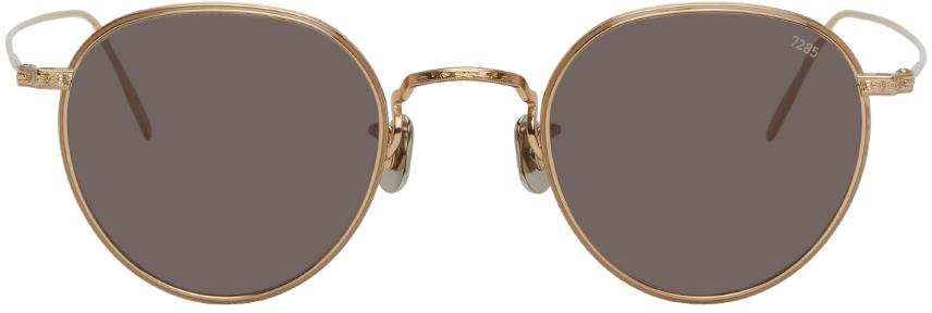 Gold 539 Sunglasses