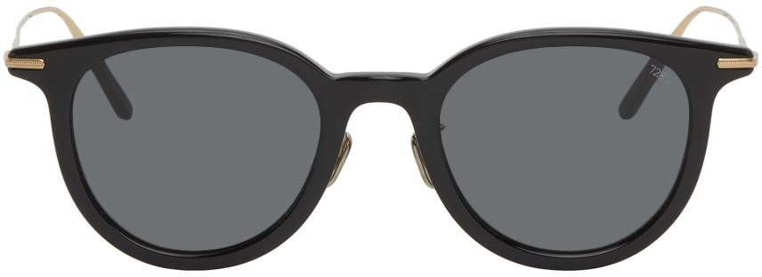 Black & Gold 771 Sunglasses
