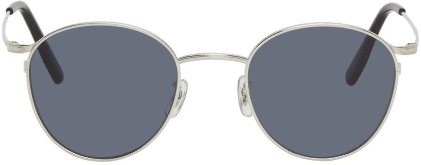 Silver Quincy Sunglasses