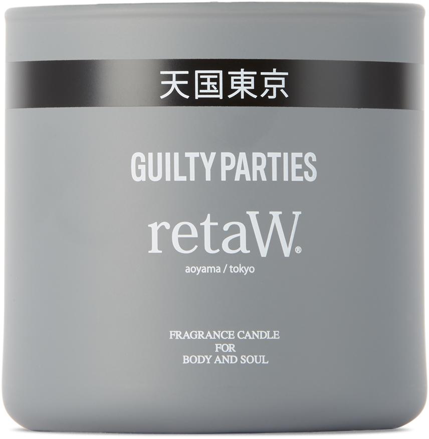 retaW エディション Fragrance キャンドル
