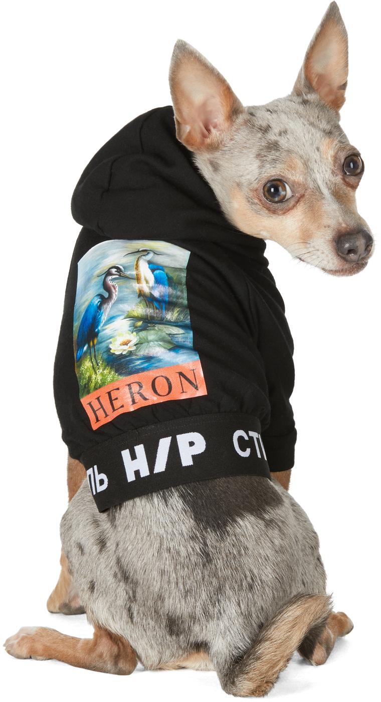 Heron Preston VIP Edition ブラック Bird フーディ