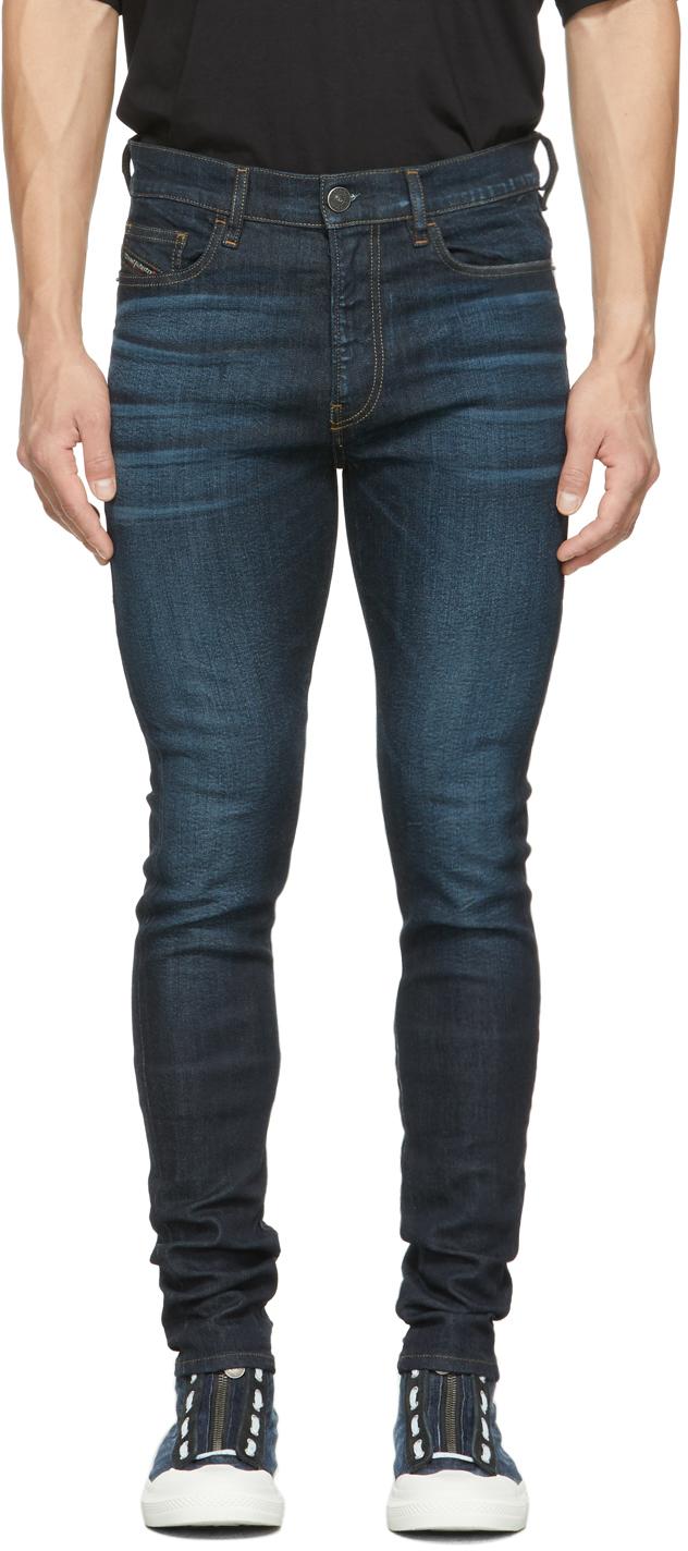 Blue D-Amny Jeans