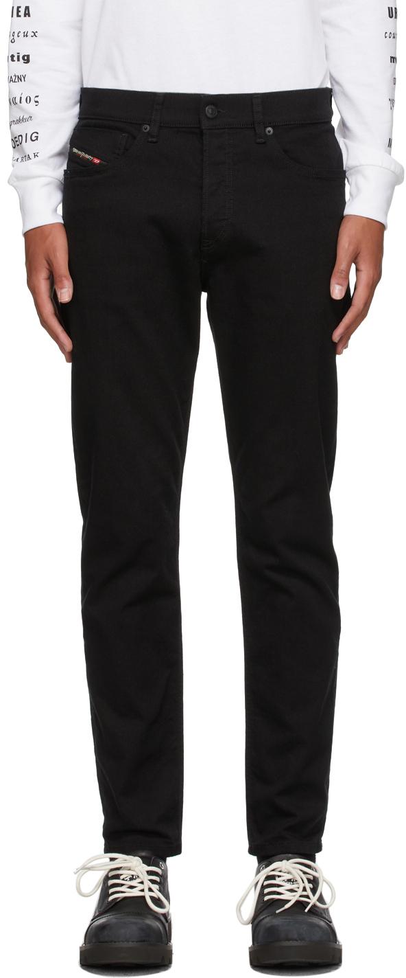 Black D-Fining Jeans