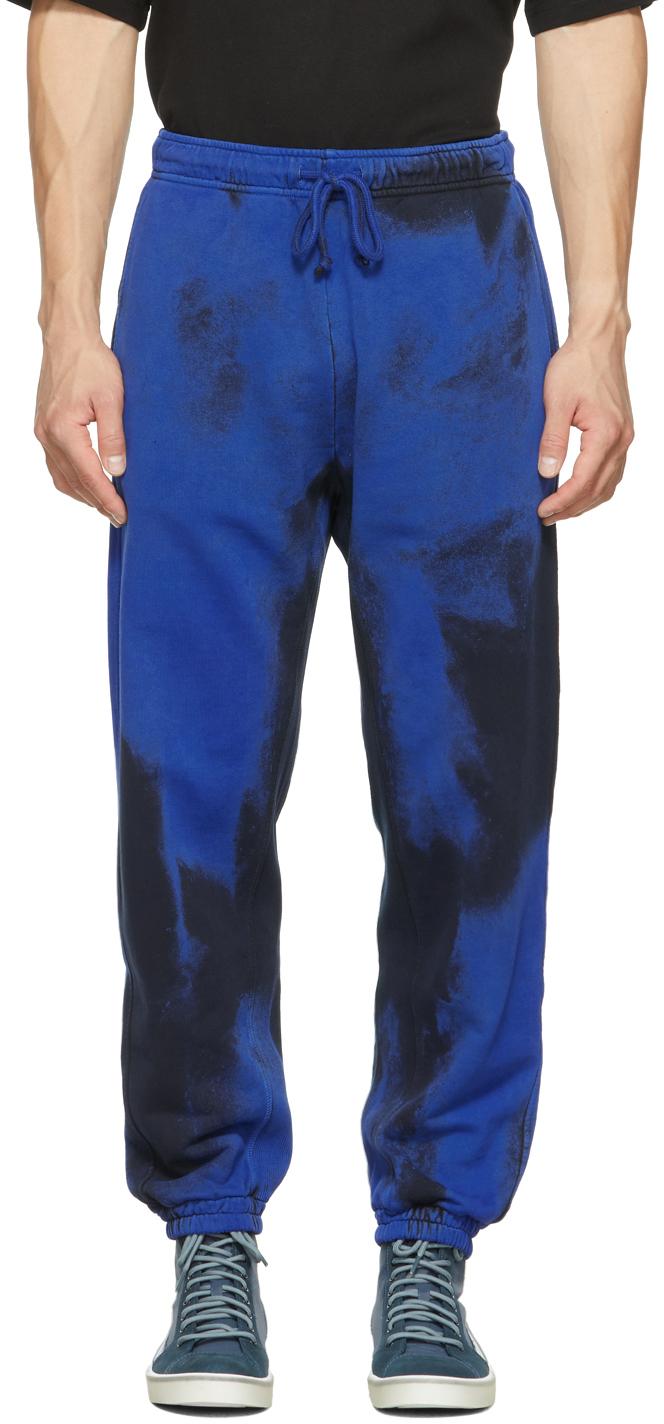 Black & Blue P-Calton-Rib-B1 Lounge Pants