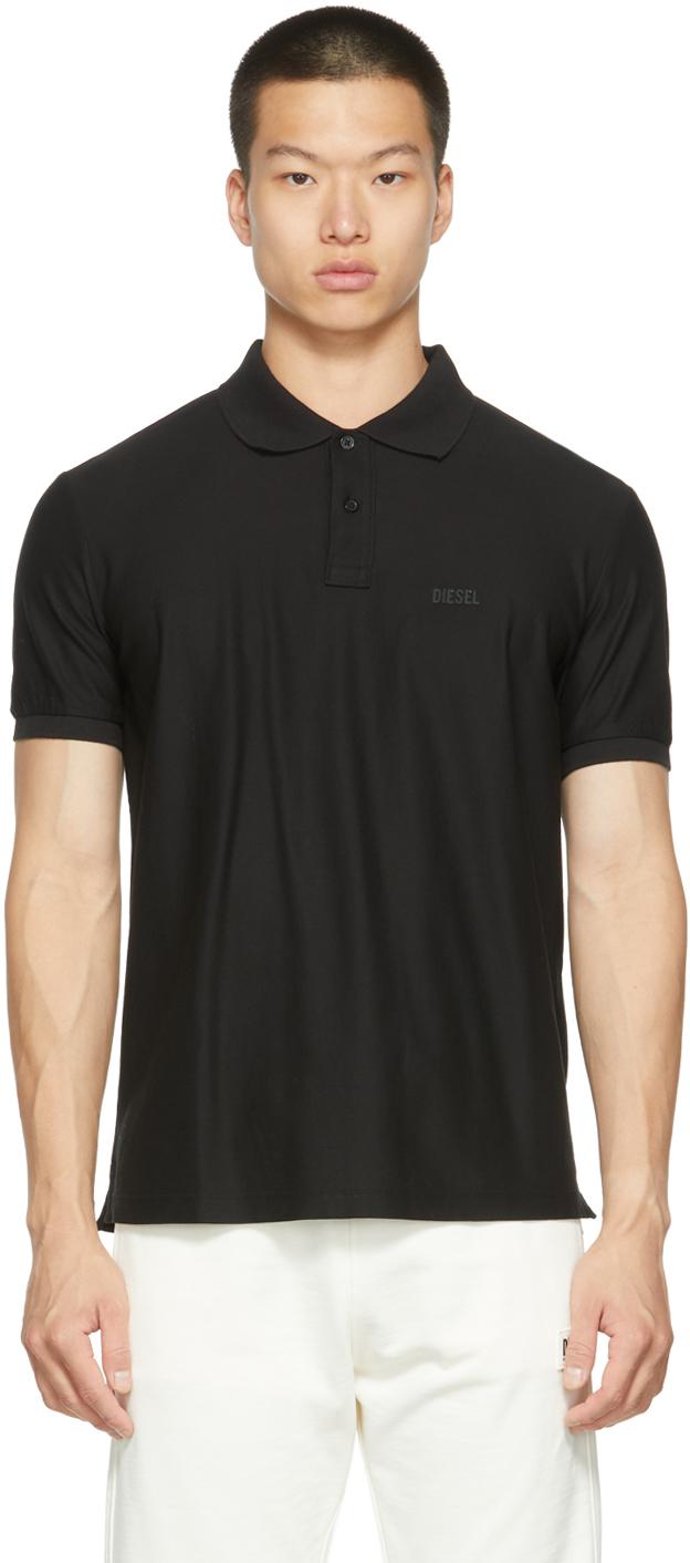 Black T-Smith-B2 Polo