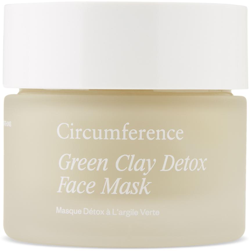 Green Clay Detox Face Mask