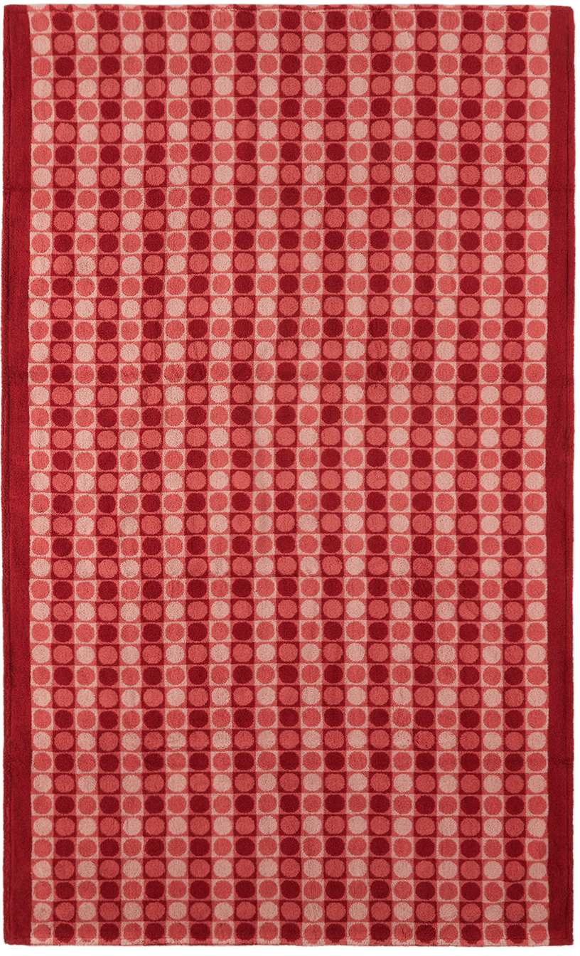 Red Swim Towel