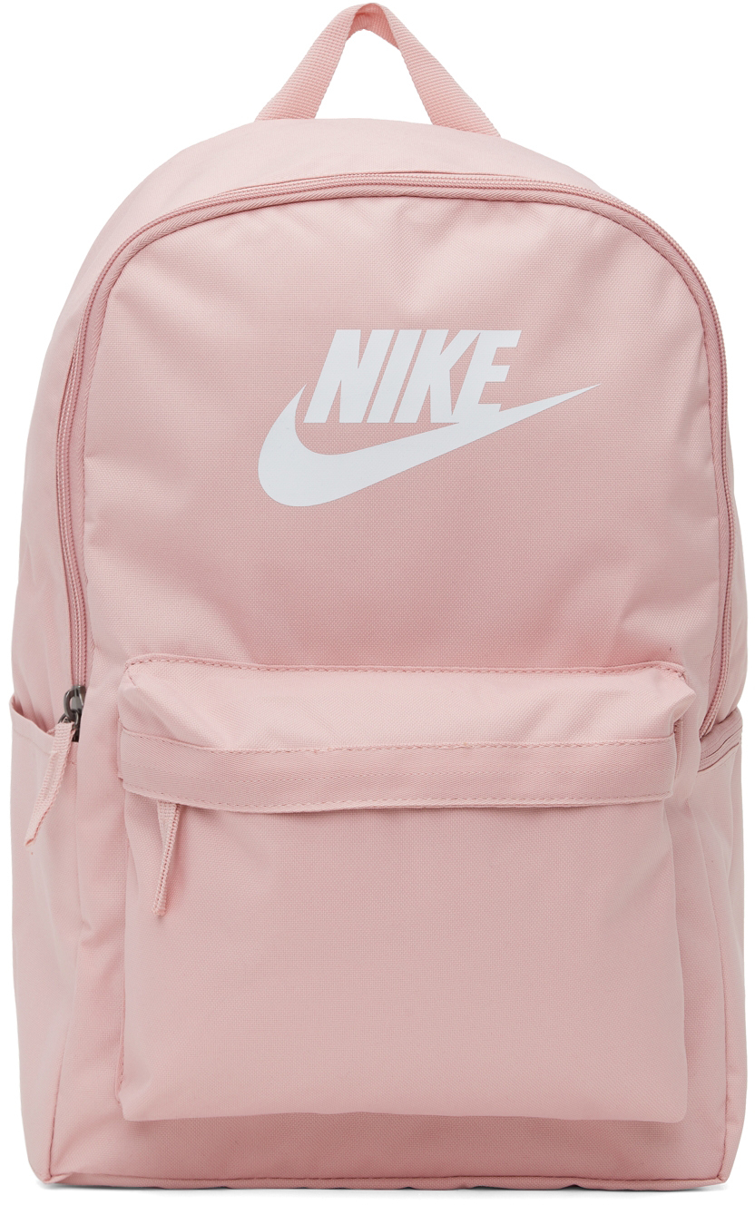 Pink Canvas Heritage Backpack