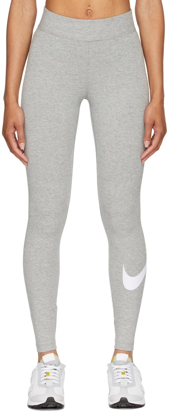 Grey Sportswear Essential Leggings