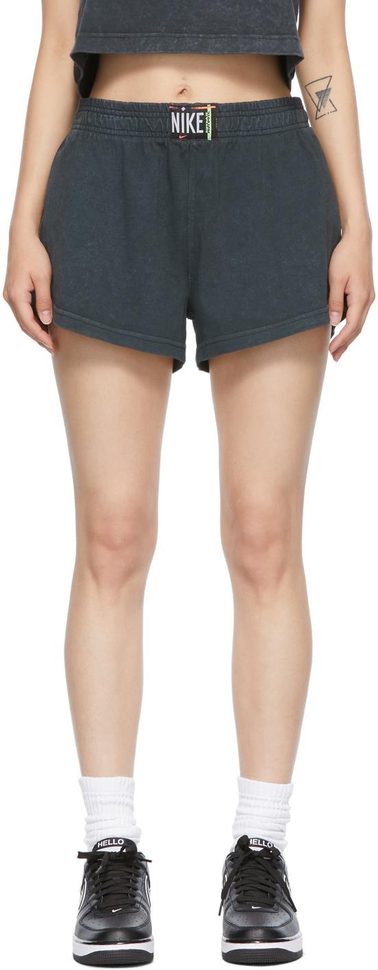 Black Sportswear Shorts