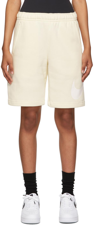 Yellow Sportswear Club Shorts