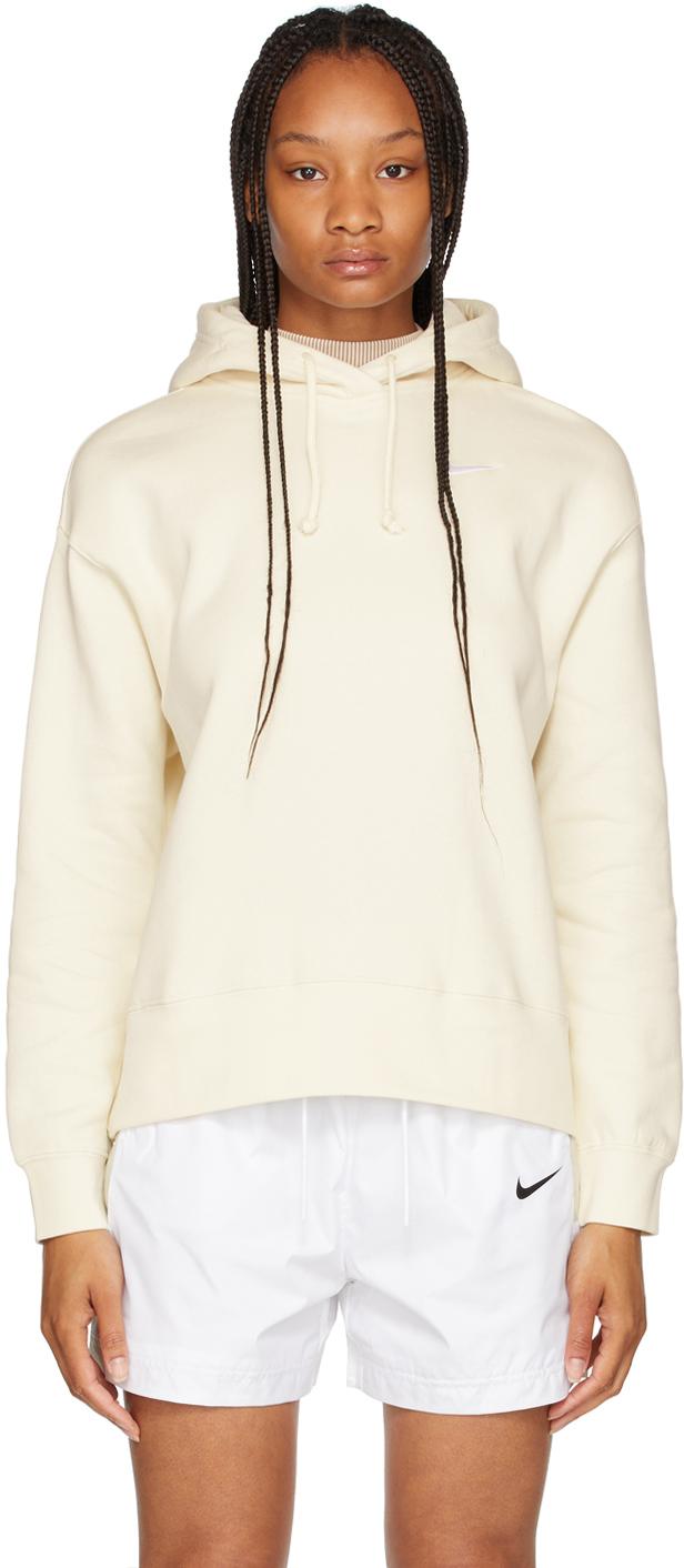 Yellow Fleece Sportswear Hoodie