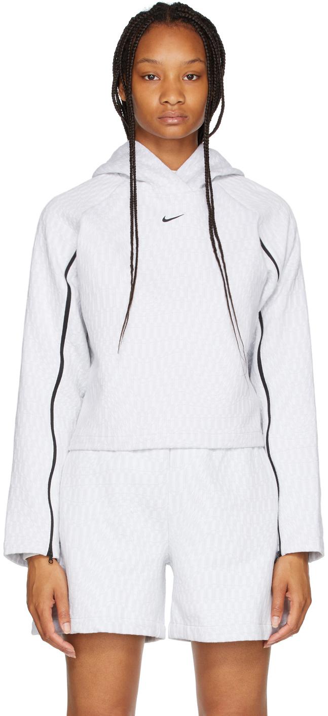 Grey Sportswear Tech Pack Hoodie