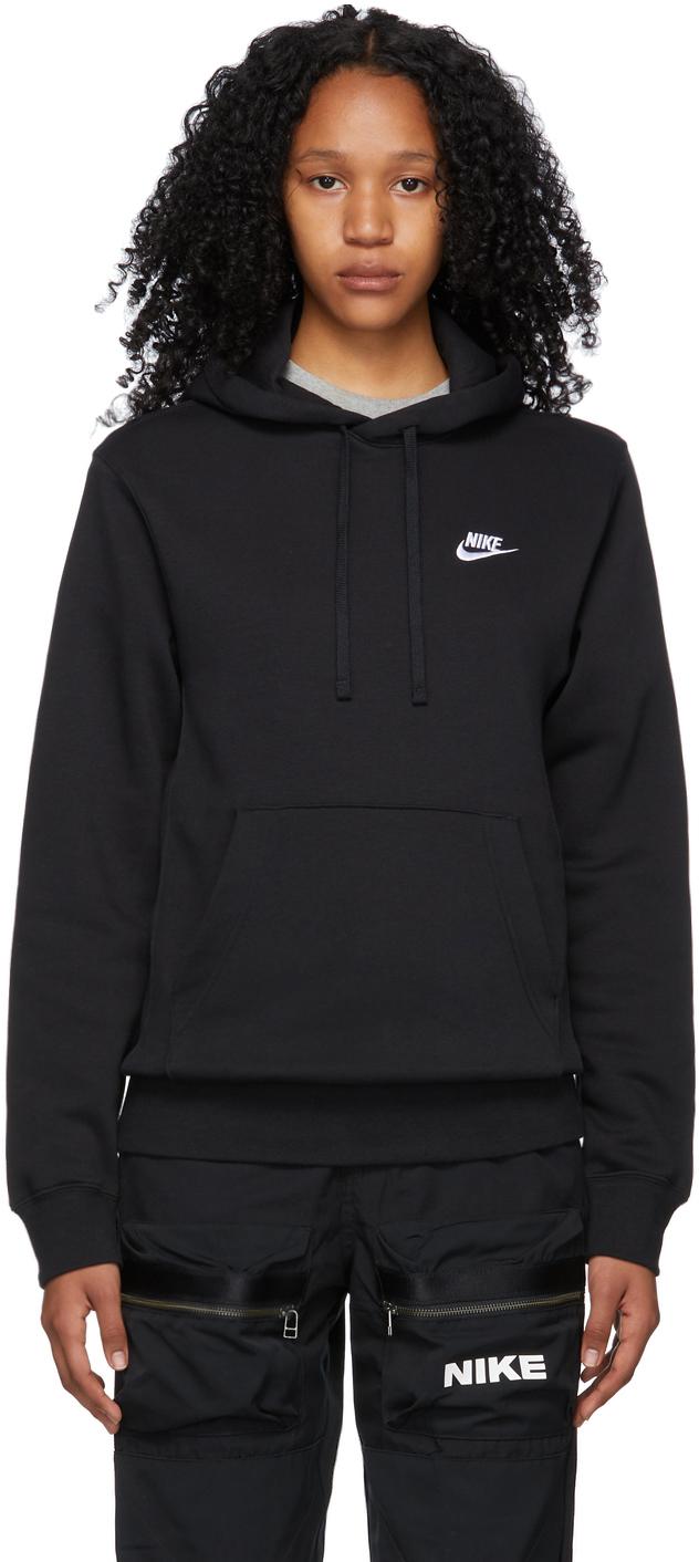 Black Fleece Sportswear Club Hoodie