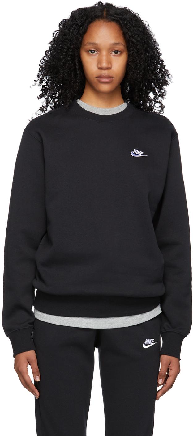 Black Fleece Sportswear Club Sweatshirt
