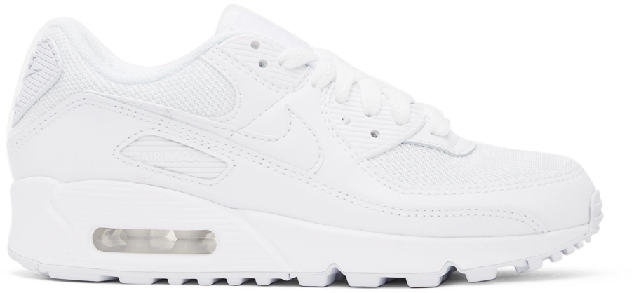 White Air Max 90 Sneakers