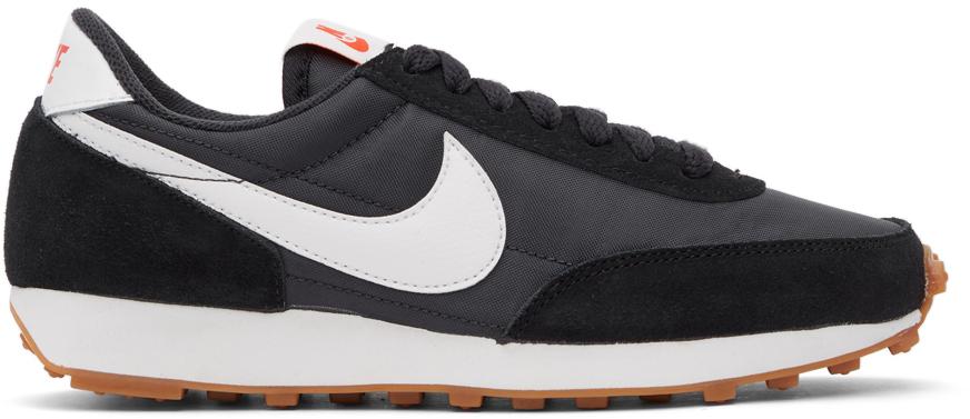 Black & White Daybreak Sneakers