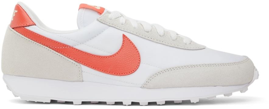 White Daybreak Sneakers