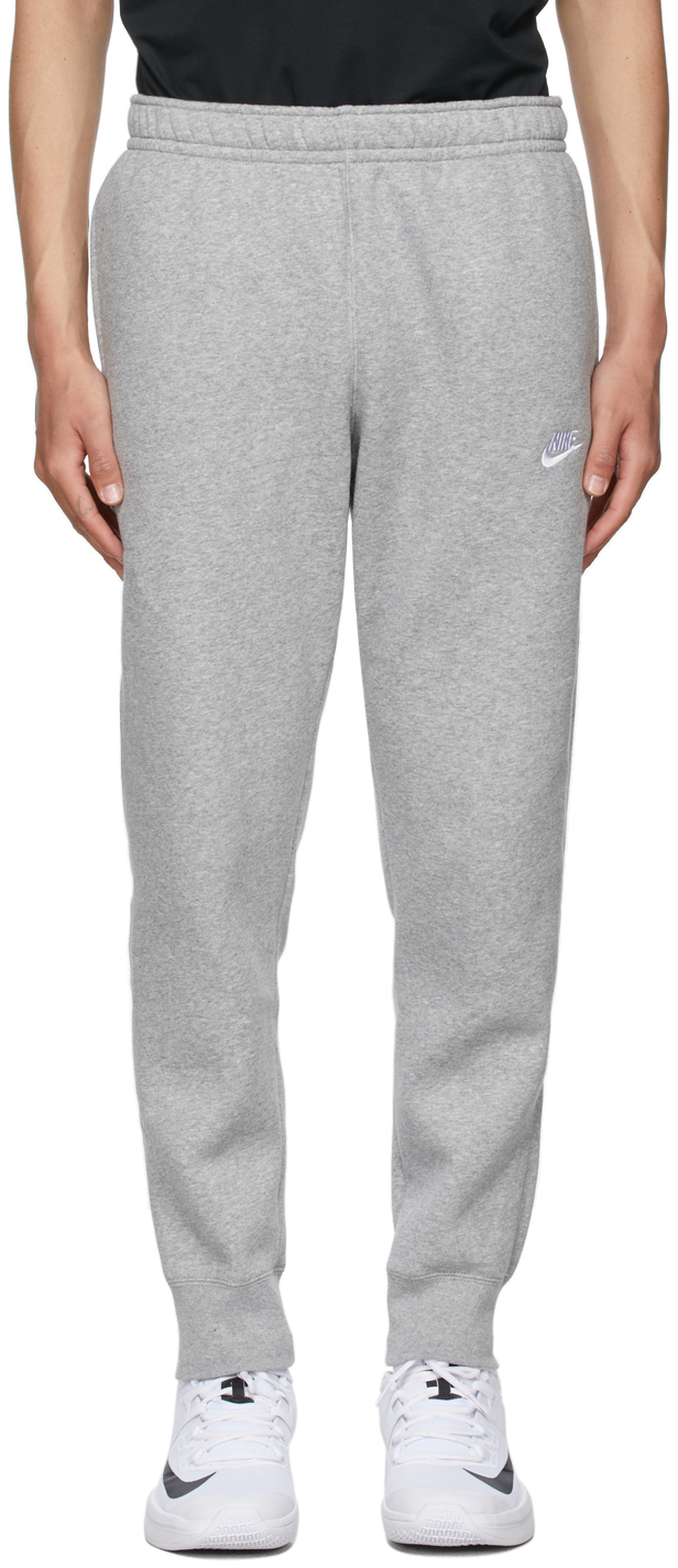 Grey Sportswear Club Lounge Pants