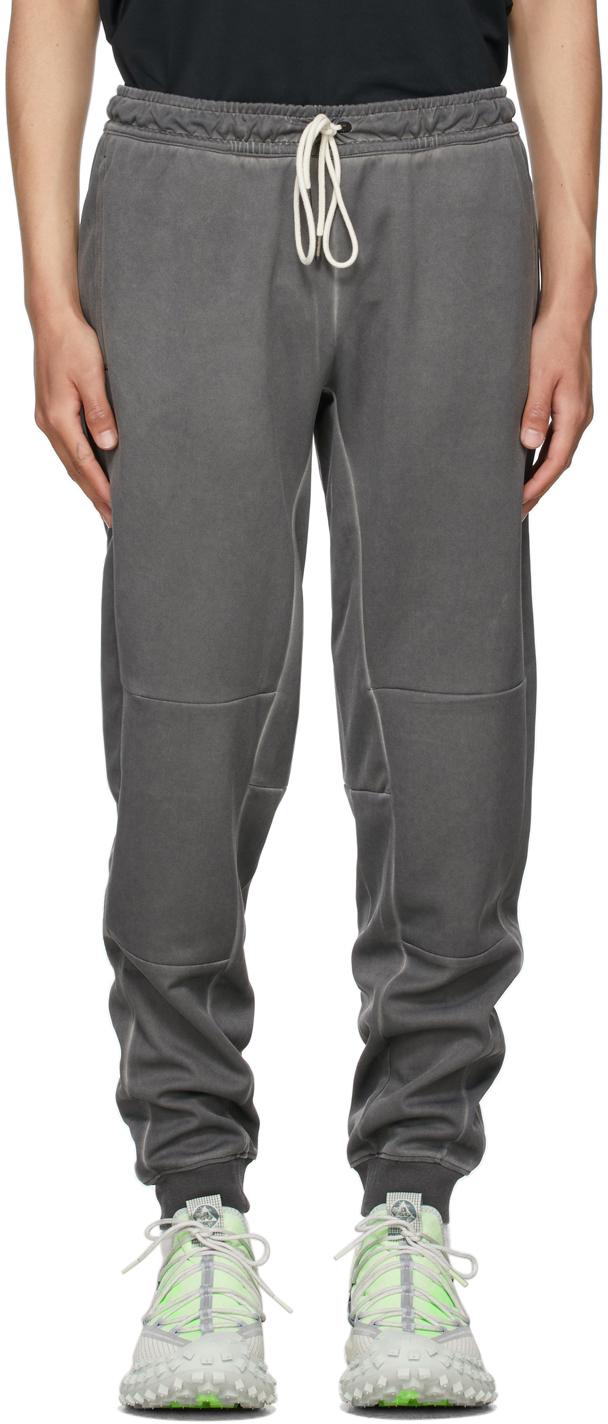 Grey Sportswear Jersey Lounge Pants
