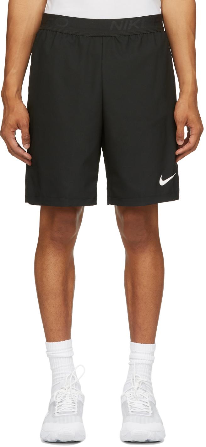Black Dri-FIT Pro Flex Vent Max Shorts