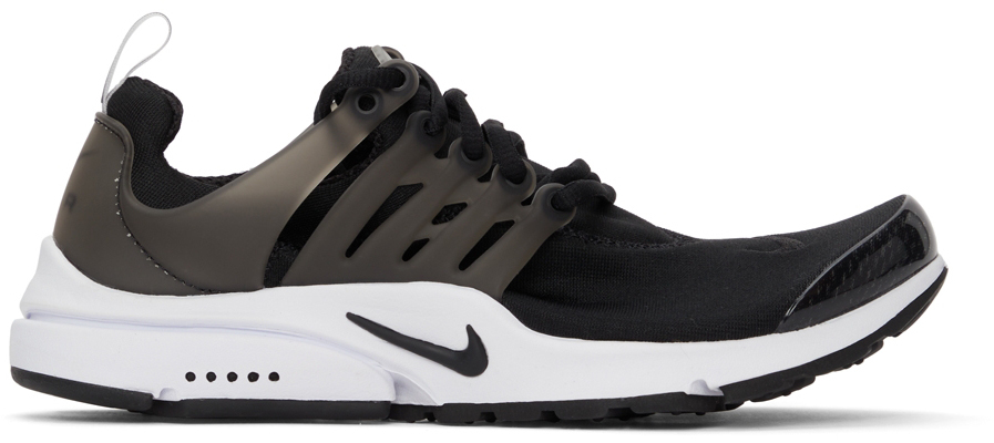 Black & White Air Presto Sneakers