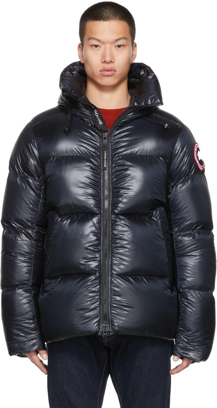 Black Down Packable Crofton Puffer Jacket