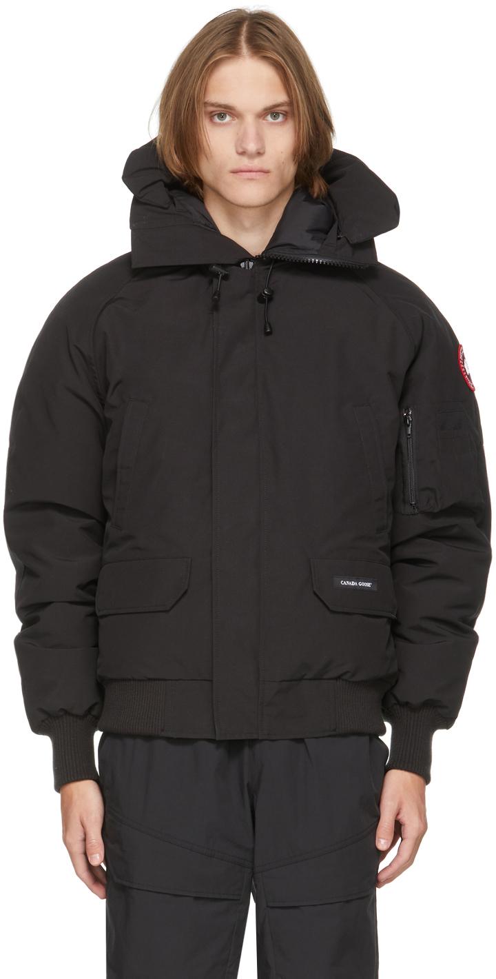 Black Down Chilliwack Jacket