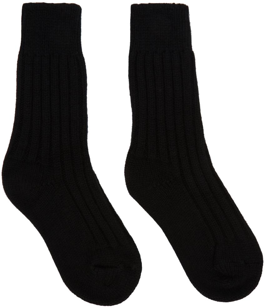 Black Yosemite Socks