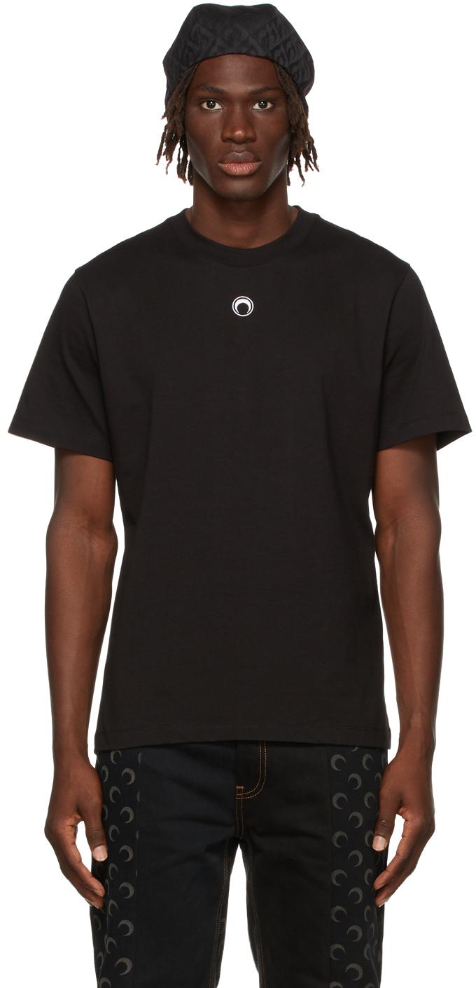 Black Large Fit T-Shirt