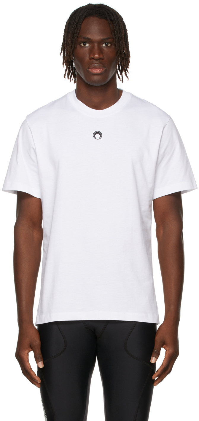 White Large Fit T-Shirt