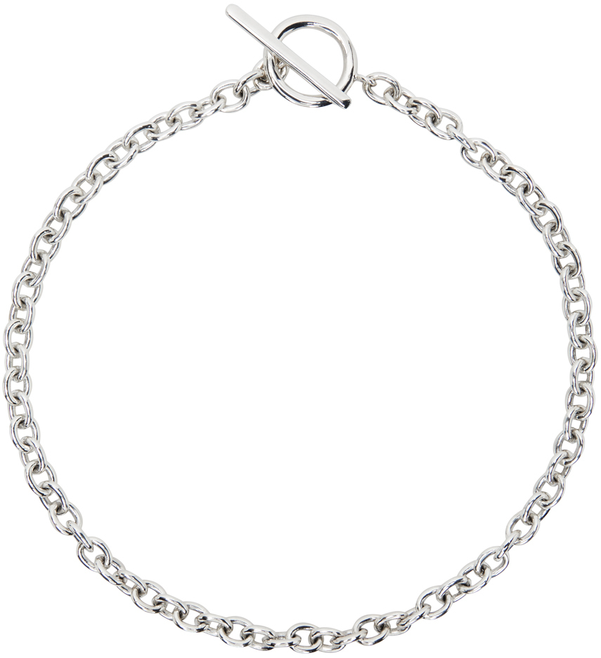 Silver Classic Chain Necklace