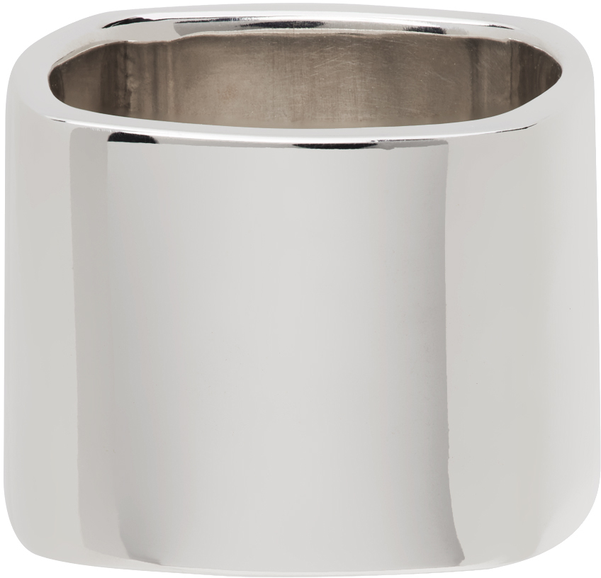 Silver Daria Ring