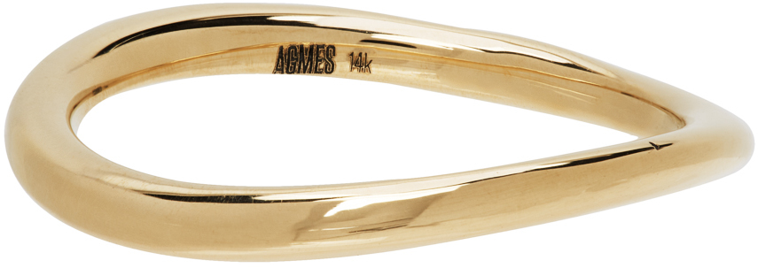 Gold Small Astrid Ring