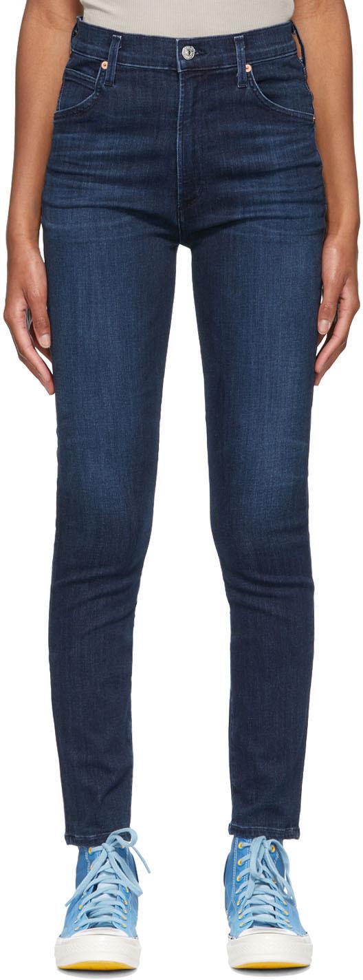 Indigo Chrissy Skinny Jeans