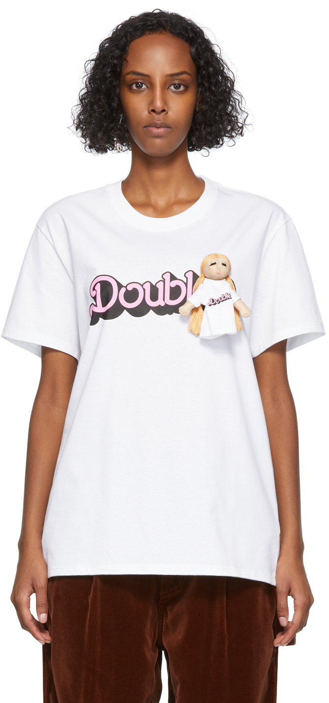 White With My Doll T-Shirt