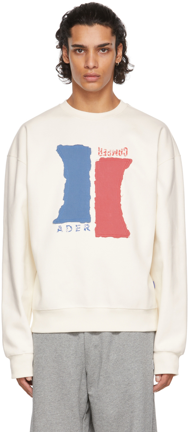 Beige Camper Edition Blanco Sweatshirt