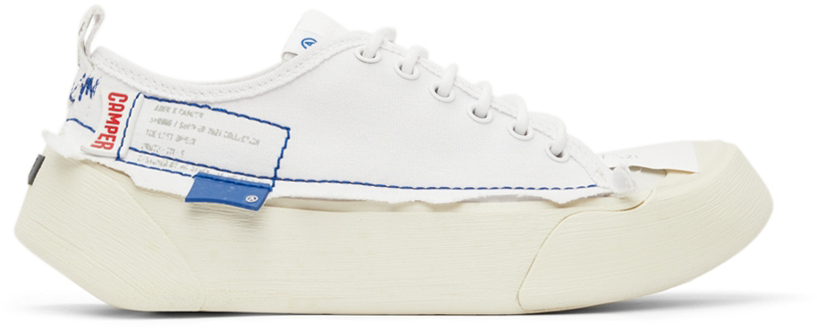 White Camper Edition Robin Sneakers
