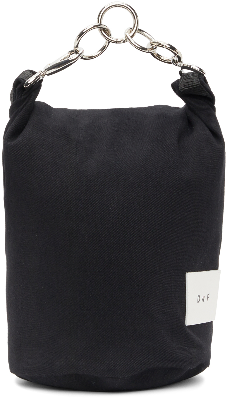 Black Small It Pouch