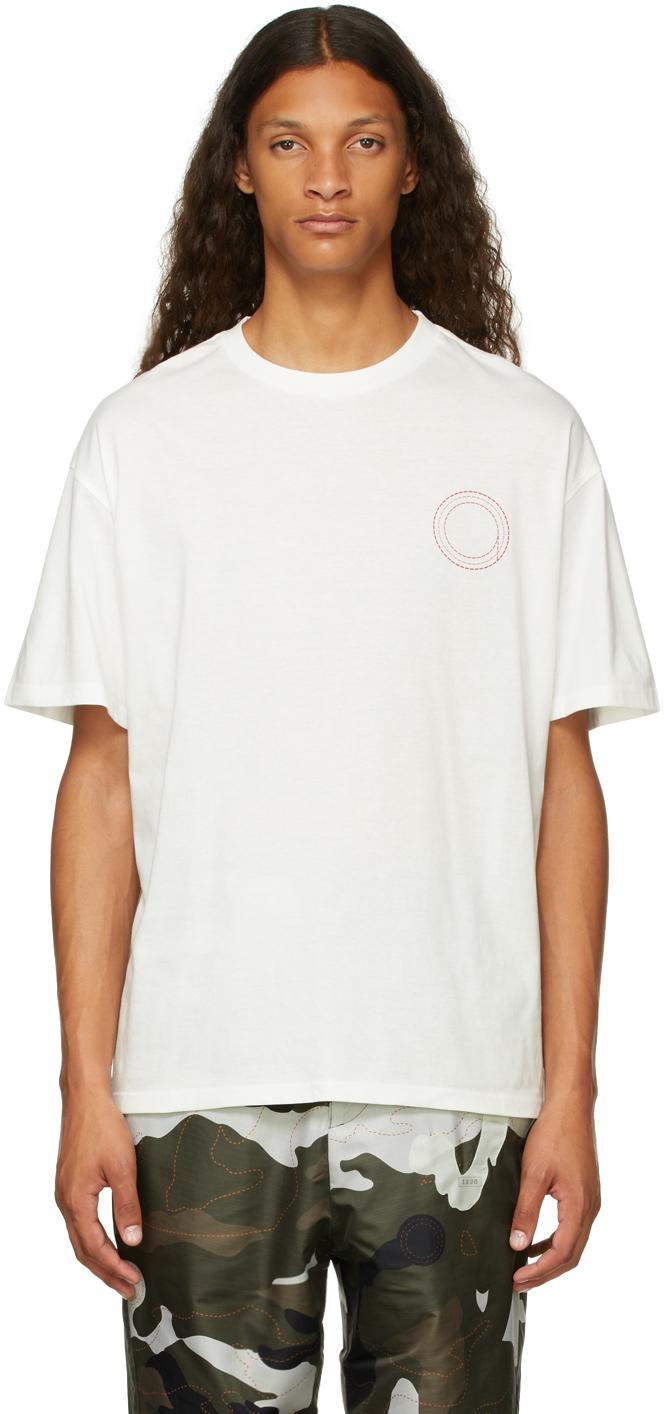 White Airbag Monster T-Shirt
