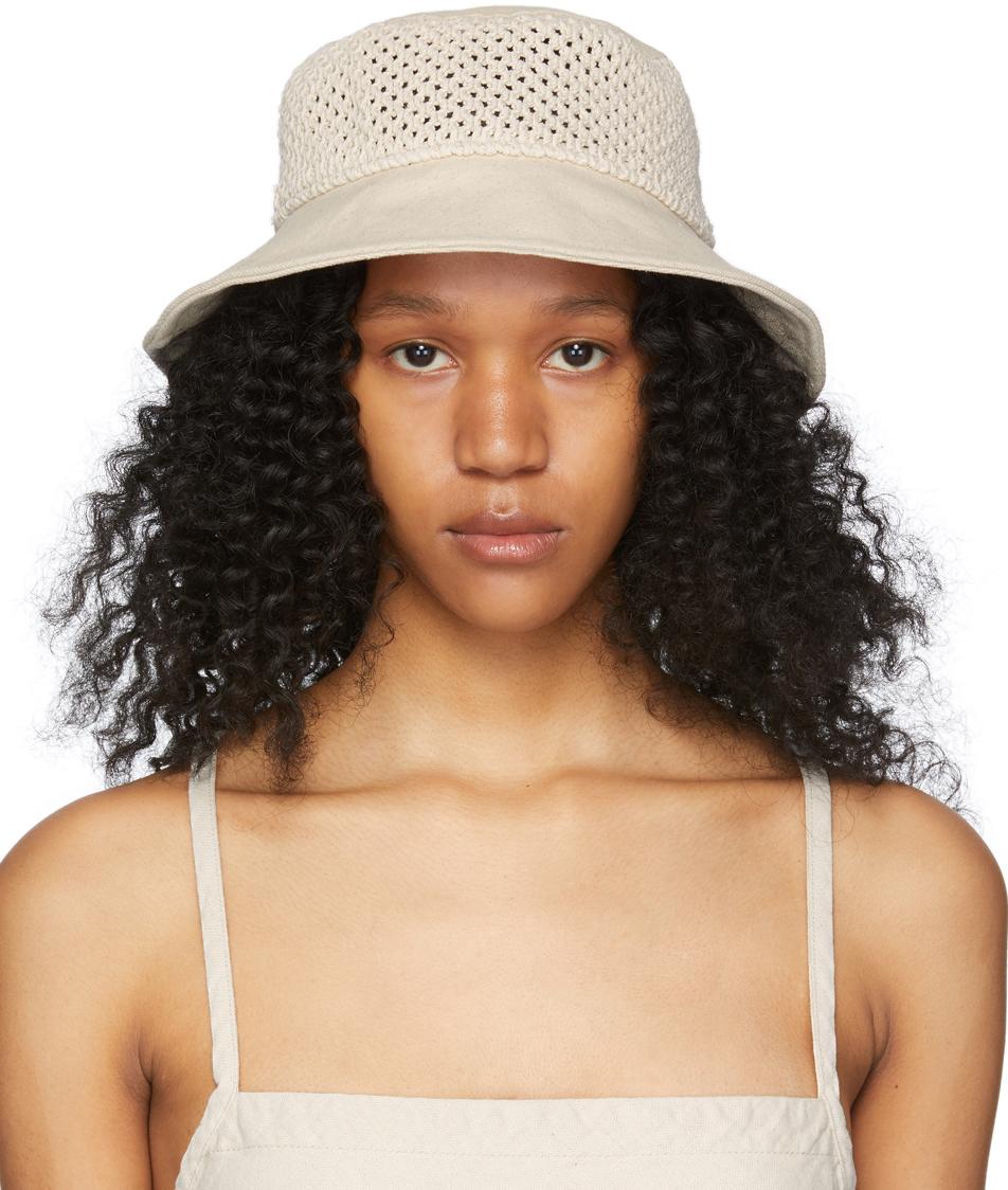 Off-White Netting Nando Bucket Hat