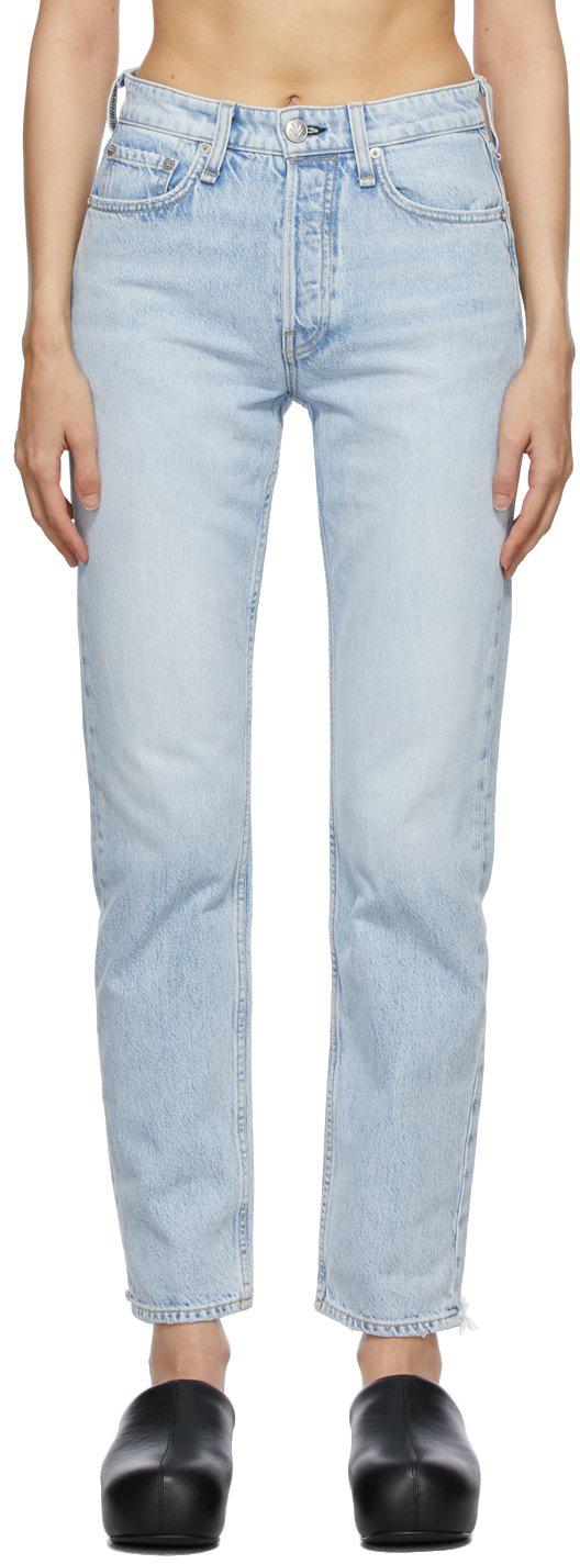 Blue Maya High-Rise Jeans