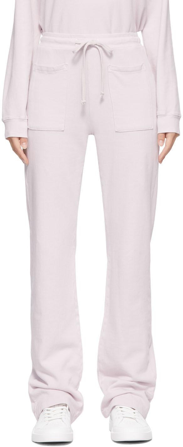 Purple Gia Lounge Pants