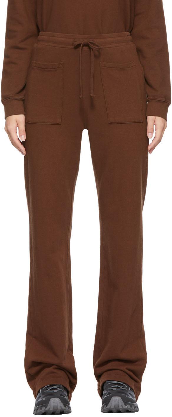Brown Gia Lounge Pants