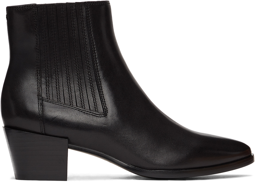 Black Rover Boots