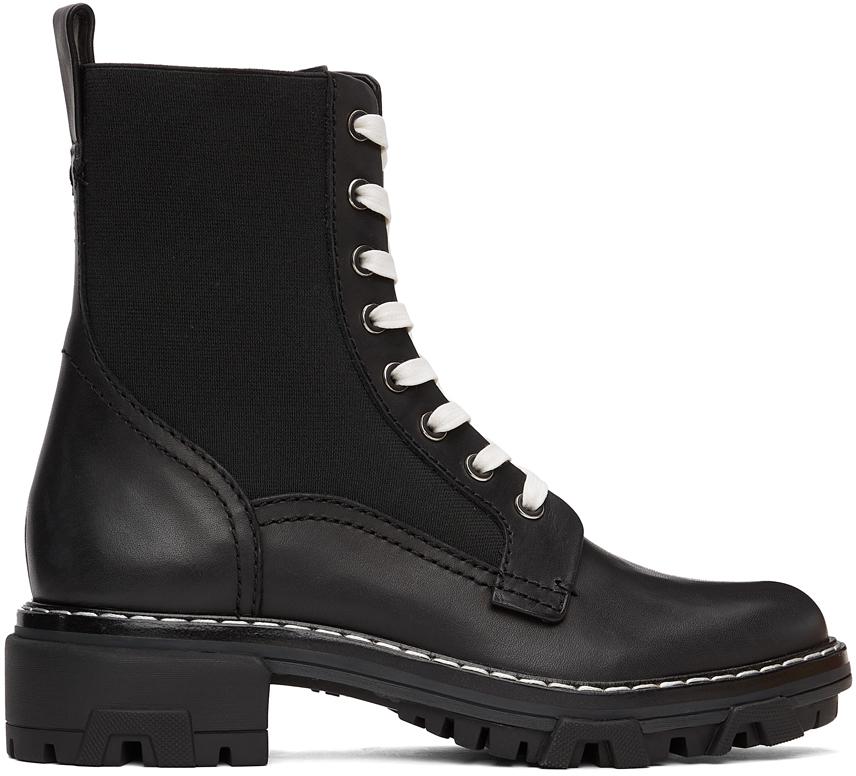 Black Shiloh Boots