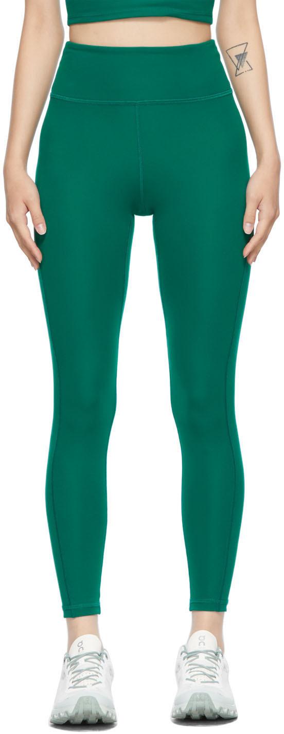 Green Element Leggings