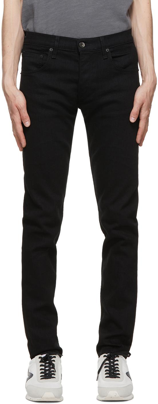 Black Fit 1 Jeans