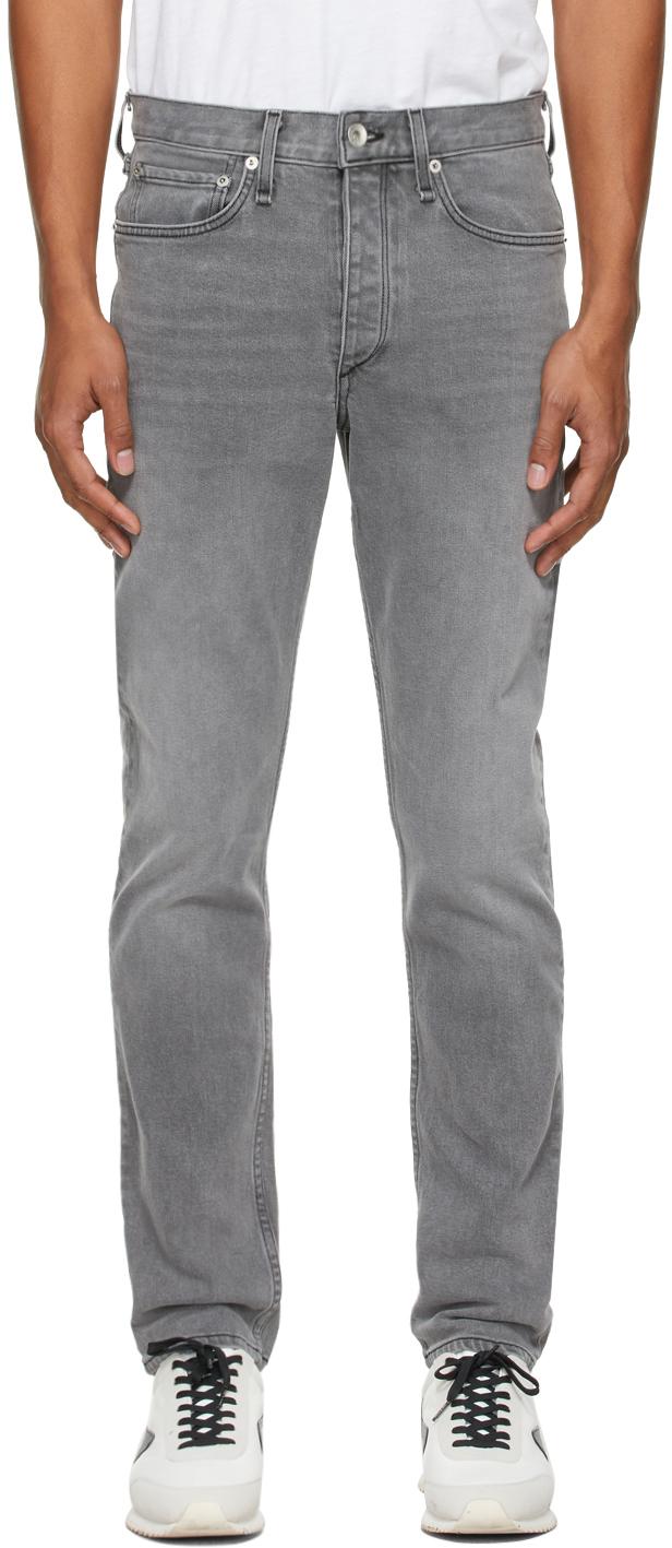 Grey Fit 2 Jeans